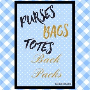 Purses Bags Totes Backpacks